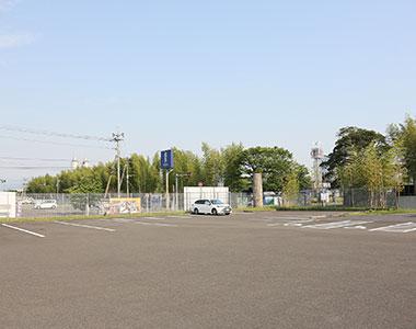 写真:大型バス駐車場3