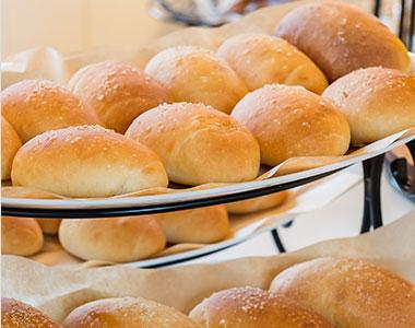 写真:オススメの塩パン