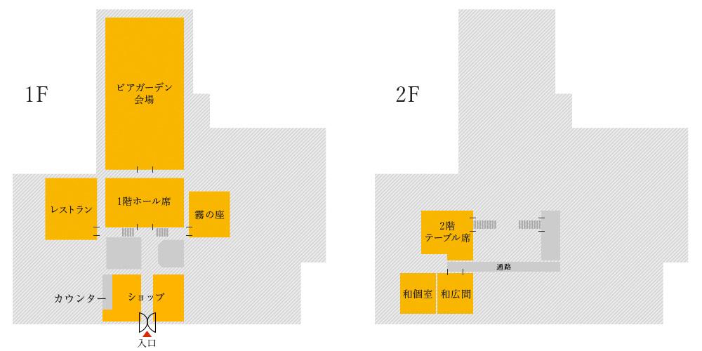 写真:Floor Map