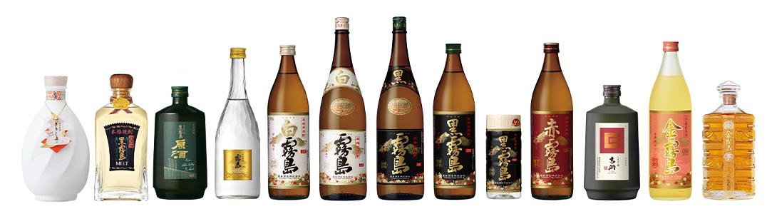 焼酎・健麗酒