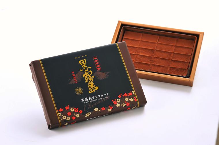 2019冬 黒霧島チョコレート、黒霧島ゼリーインチョコレート販売のお知らせ