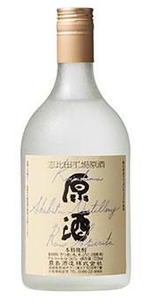 写真:「霧島」志比田工場原酒